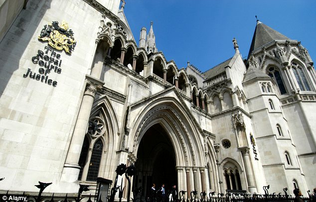 Ruling: The case was heard in the family division of the High Court, which sits in the Royal Courts of Justice in London, pictured