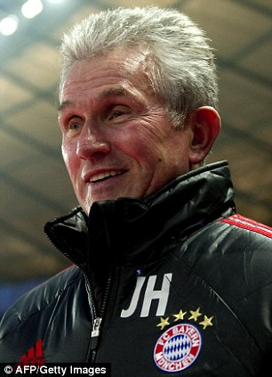Wrong fit: Rummenigge believes Jose Mourinho is a top coach but wasn't the right man to replace Jupp Heynckes