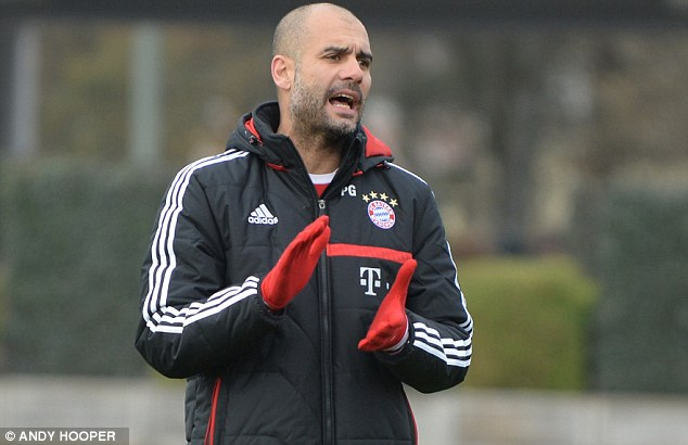 Always room for improvement: Rummenigge has been amazed by Guardiola's intensity and focus