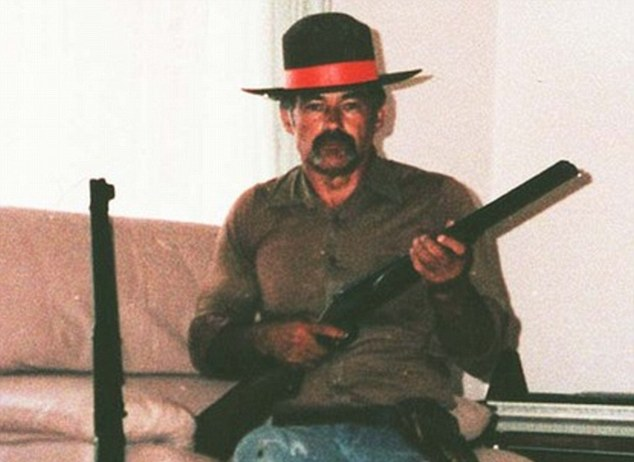 True life killer: Ivan Milat was an intelligent, gun-obsessed psychopath who took his victims to a deserted forest, where he chased them as 'prey', taunting them, before their inevitable, merciless end