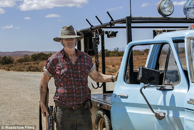 Like the Toyota utility belonging to the real outback murderer, Mick Taylor's truck is a well-maintained vehicle equipped with anything a man would need to survive days and nights in the wild