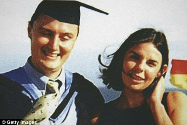 Wolf Creek 2 is bound to stir memories for the families of murdered Yorkshire man Peter Falconio (left) and the woman who survive the encounter, Joanne Lees (right)