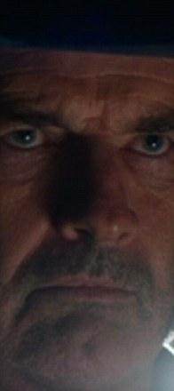 Wold Creek 2's Mick Taylor (John Jarratt, above) is a murderous mix of real life killers Ivan Milat and Bradley John Murdoch