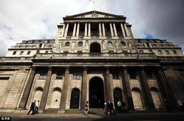 Inflation drop: CPI inflation in January fell below the Bank of England's 2% target for first time since November 2009