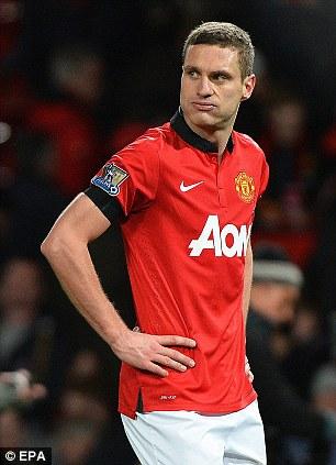 Babbel considered Manchester United's Nemanja Vidic a much better option