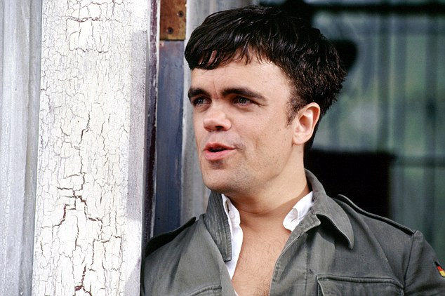Breakout performance: Dinklage says the accident happened shortly after he hit it big in 2003's The Station Agent. Dinklage played a man who moves into an abandoned train station in New Jersey
