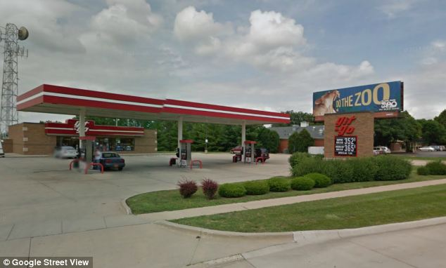 The lucky ticket was purchased at Git-N-Go, 8701 Hickman Road in Urbandale