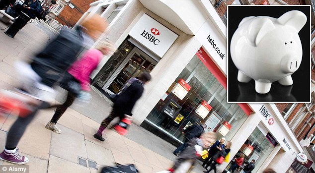 HSBC Isa: The bank says it's rewarding customer loyalty with its latest savings offerings