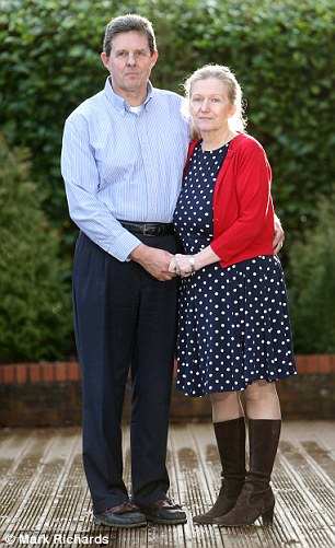 Alleged work expenses fraud: Paul, 58, and Sandra Dunham, 57, of Northampton, have lost their High Court fight against extradition to the US