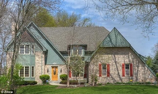 Oprah Winfrey bought her half-sister Patricia whom she first met in 2010 this home in Wisconsin