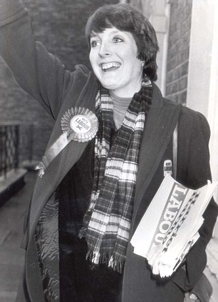 Harriet Harman: Legal officer of the NCCL, now Labour Deputy Leader