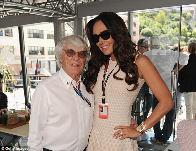 Reputation hit: Ecclestone was described as not 'reliable or truthful' by Mr Justice Newey