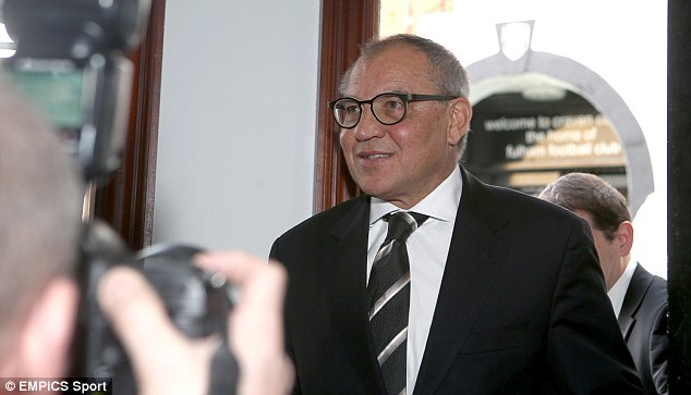No more Mr Tough Guy? Magath revealed he is a 'nice guy' after questions over his methods