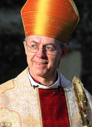 The Archbishop of Canterbury Justin Welby backed a letter from bishops criticising the hardship caused by government policy