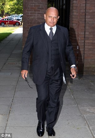 Dark days: Wilkins was charged with drink driving in 2012