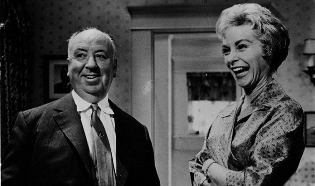 Alfred Hitchcock (left) always shied away from displaying killing, or even killing characters at all, saying that the act of killing a character destroyed the tension that made a product worth watching