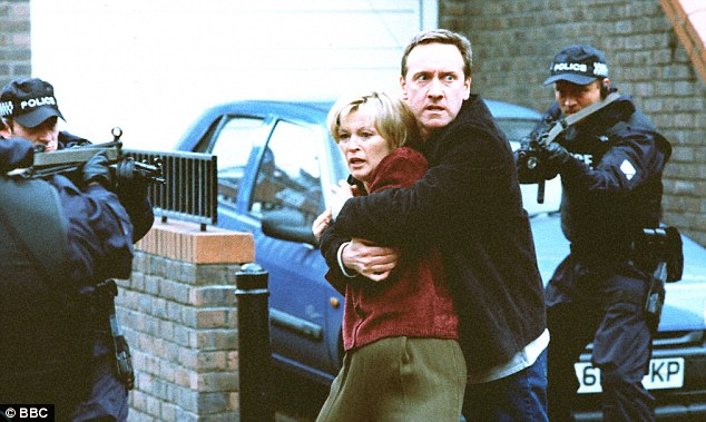 At the time, Messiah had a lot of attention heaped on it due to the gory nature of the show, but now this sort of violence is commonplace in TV crime dramas