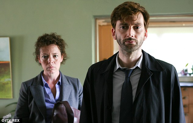 Broadchurch was one of the rare crime dramas that actually only had one death in the series, about which the entire series revolved around. This style has become popular with shows in recent years, with 'The Killing' being a particular example