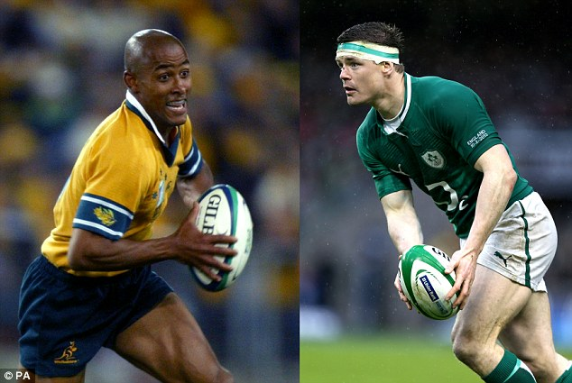 Tied: BOD levels Australia's George Gregan on 139 Tests when he take the field on Saturday