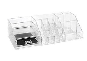 Make-up storage unit