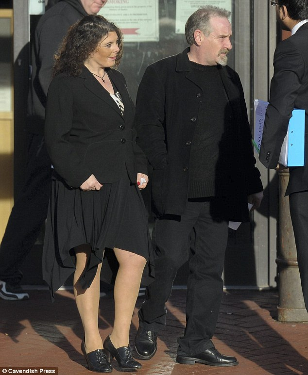 Court: Peter Higgins and Ann Warren avoided jail after their lawyer told magistrates they suffered from a condition called animal hoarding