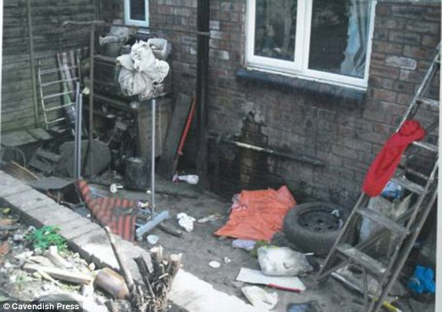 Grim: The RSPCA inspector and vet who entered the property said it was the worst conditions they had ever seen animals housed in, the court was told