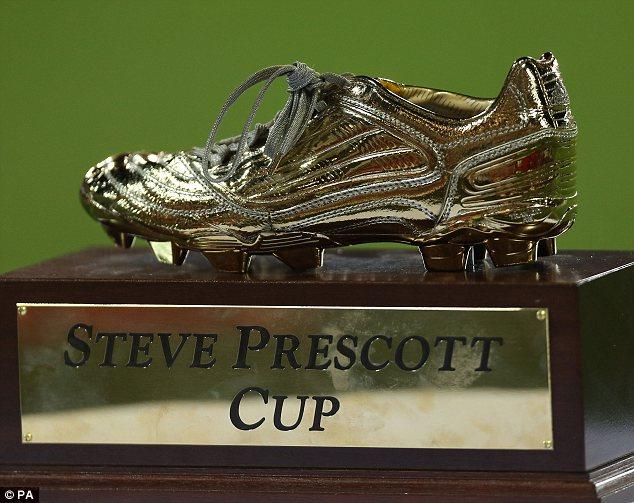 Tribute: The Steve Prescott Cup trophy