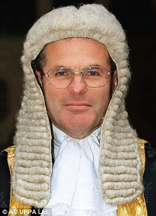 The legal challenges were to two 'of the Government's most controversial measures' relating to state benefits, Master of the Rolls Lord Dyson (pictured) said