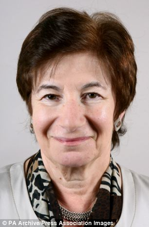 Baroness Deech (pictured) said career women need a pre-nup law to help them protect their earnings from predatory men