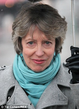 Former British cabinet minister Patricia Hewitt in Westminster