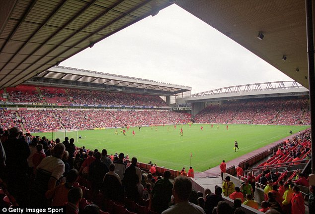 Scam: Young players were duped with offers of trials, contracts and extra training at clubs like Liverpool