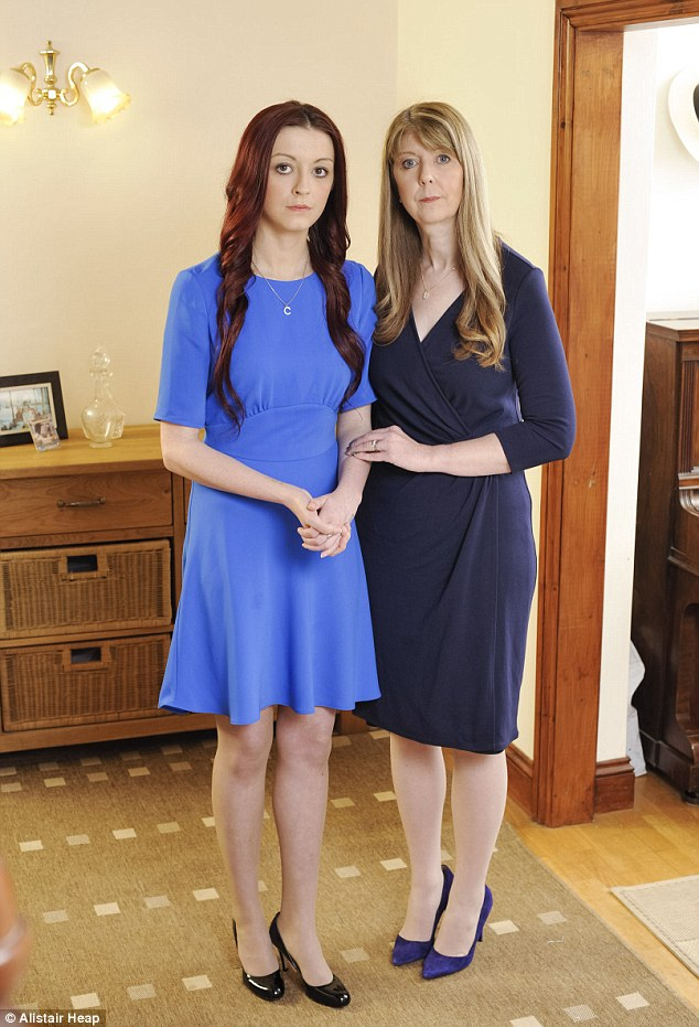 Problems: Their problems began in 2007 when Wendy, who was divorced from Charlotte¿s father, remarried and moved the family from Norfolk to Shropshire
