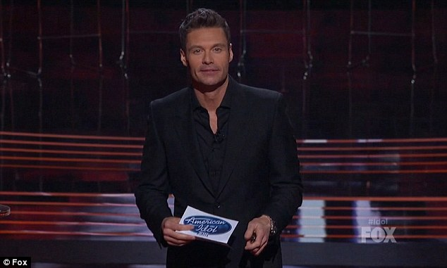 Talent comes with a price: Ryan Seacrest is said to be paid around $15 million to host the Fox show