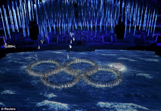 The Olympic Games - including the winter games at Sochi - are a huge draw for trafficking: Aid workers said American women are typically sold for more in foreign countries