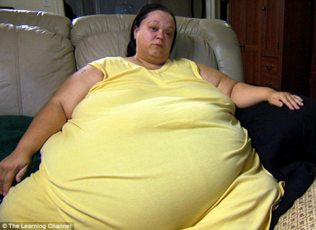 Bleak prognosis: Tara, a morbidly obese single mother-of-two from Louisiana, is jolted into action in tonight's episode of My 600-lb Life after a doctor tells her she's got less than five years to live if she doesn't lose weight