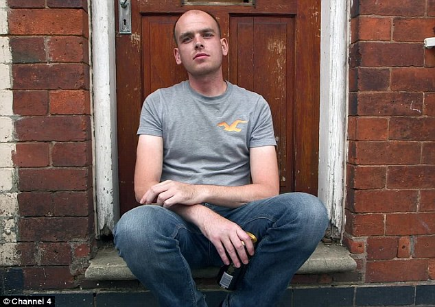 Shoplifting: Danny Smith was filmed explaining how to dodge shop security and take the tags off clothes without damaging them during the first episode of Benefits Street