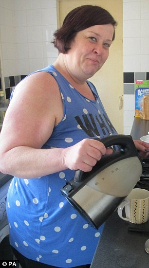 'Star': Benefits Street matriarch White Dee who featured heavily on the show