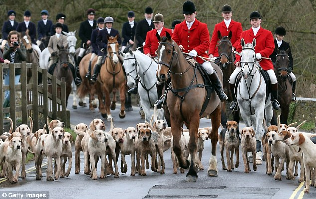 Alexander McCall Smith says he disagrees with fox hunting