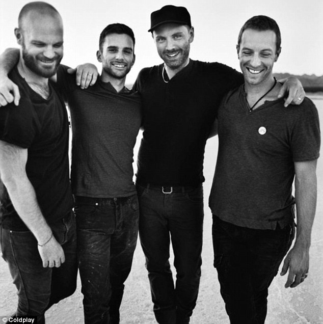 Coldplay: The acclaimed band have treated fans to their latest music video