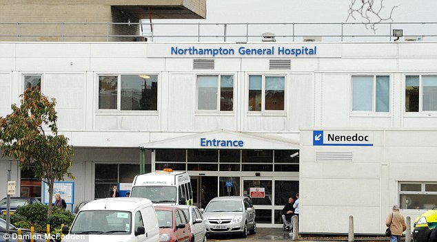 The inquest into the deaths was held at Northampton General Hospital