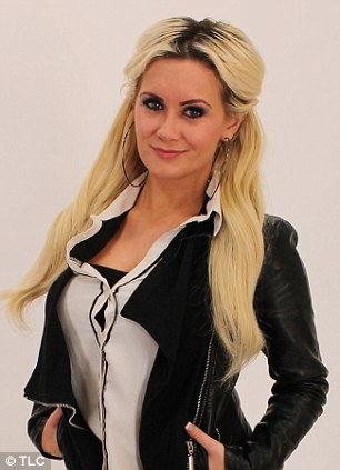Jodie had long blonde hair extensions fitted using wax bonds