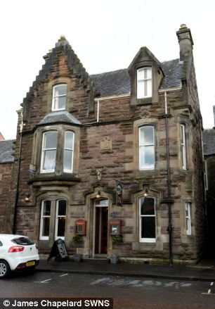 Positive: The hotel owner said the review had done more good than harm as he was able to present the B&B in a favourable light