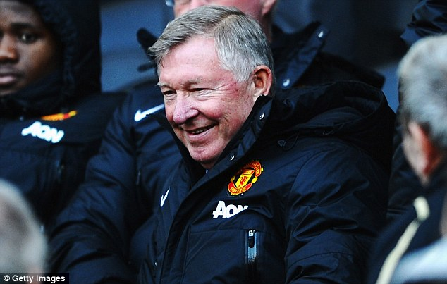 Stick or twist: Manchester United will have to decide whether to stick with Sir Alex Ferguson's six-year blueprint