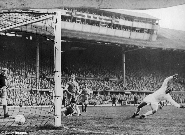 Legend: Real Madrid's attacking play has drawn comparisons with club favourite Alfredo Di Stefano