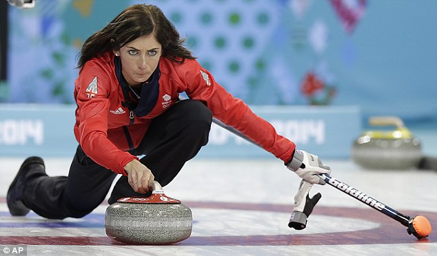 Risk: Building a load of curling rinks so people can emulate the likes of Muirhead is not financially viable