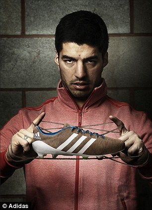 Red alert: Boot makers adidas are only making 150 pairs of the new primeknit