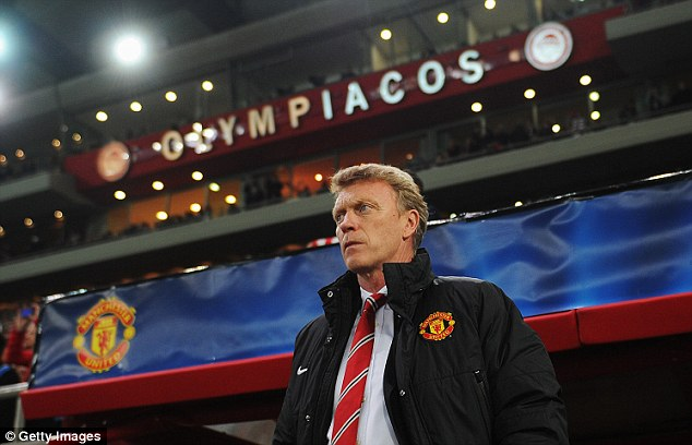 Conundrum: David Moyes has to work out how to get the best out of his front pair