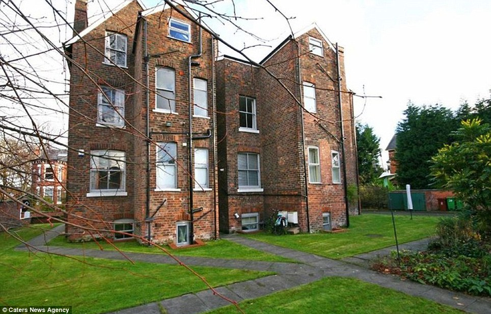 An alternative to buying a house for yourself is buying property to rent out. By buying this property in Manchester, you could turn the floors into flats and rent it out. There are four floors to the property, and it is possible to turn the buildings into a set of 12 flats