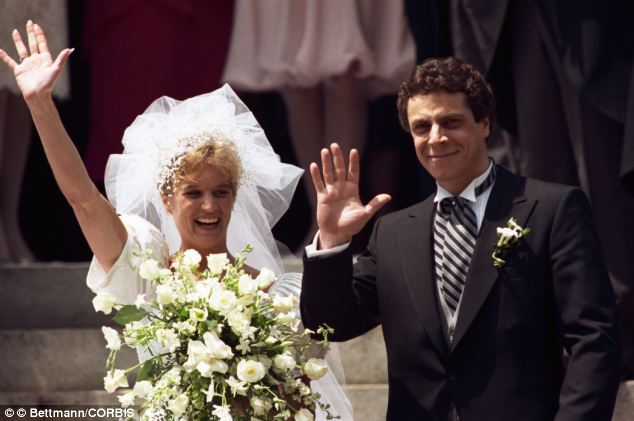 Cheating & lies: Kerry Kennedy married now NY Governor Andrew Cuomo in Washington DC in 1990. But 13 years later they split after her scandalous affair with polo player Bruce Colley was revealed