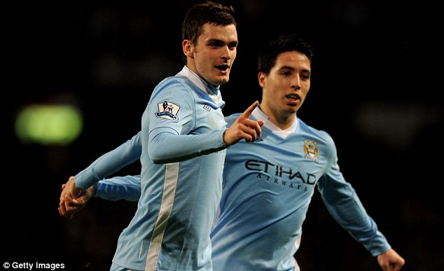 Sky Blue: Johnson scored 15 goals during his two year spell at City